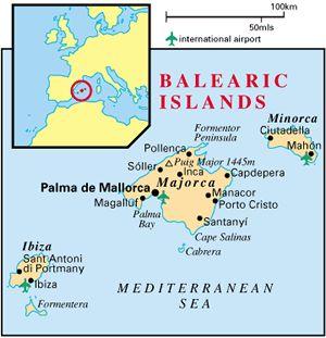 MENORCA Travel guide holidays to Menorca Minorca Spain