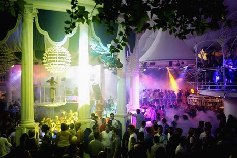 Es Paradis Ibiza Discoteca Club In San Antonio Ibiza