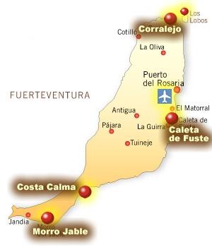 FUERTEVENTURA Travel guide holidays to Fuerteventura Spain