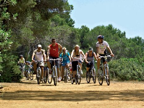 Cycling In Ibiza Ibiza Bicycle Tourism