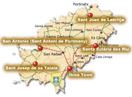 San Antonio Bars & Clubs Map, Description, photos & videos ...