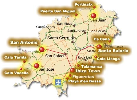 IBIZA Travel guide holidays to Ibiza Spain
