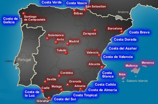 Alicante Airport Car Hire Compare Rates Rocord Go
