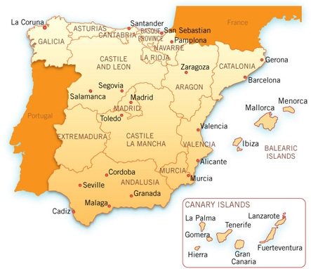Visit Spain - Practical Information & Advice for Spain
