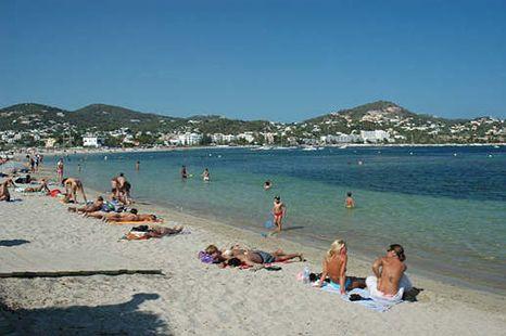 About Talamanca In Ibiza Spain